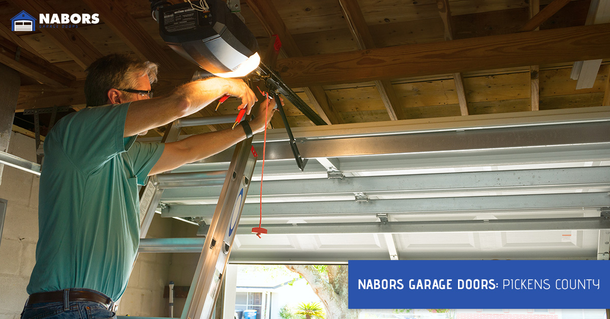 Garage Door Repair Pickens County Ga Nabors Garage Doors